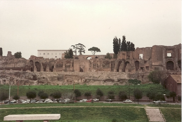 Ruins by Tommia
