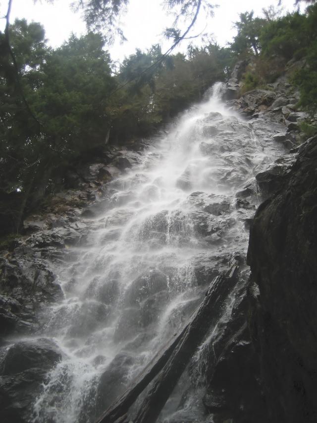 Kamikazee Falls Cascading by Tommia Wright
