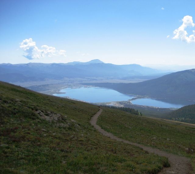 Mt. Elbert Hike by Tommia Wright