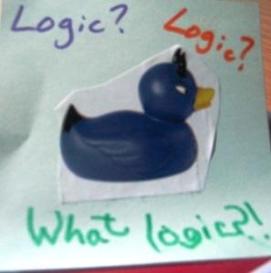 Ducky Devilish Sticky/Logic by Tommia Wright