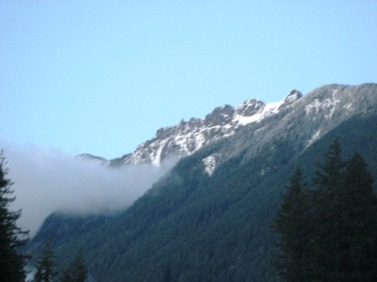Mount Si - One Last Shot by Tommia Wright