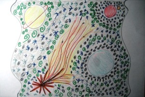 Infinite Space by Tommia Wright