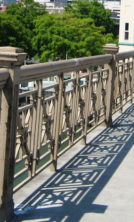 Portland Bridge Pattern by Tommia Wright
