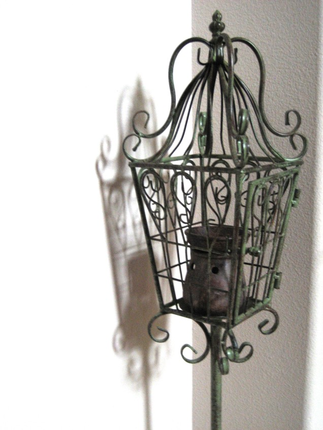 Shadow Lantern by Tommia Wright