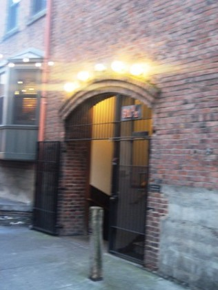 Alley Shot 1 by Tommia Wright