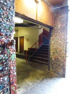 Gum Wall 2 by Tommia Wright