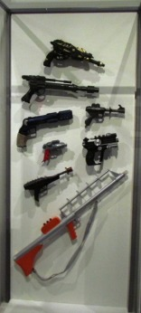 Guns and Blasters at the EMP by Tommia Wright