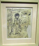 Hendrix Illustration