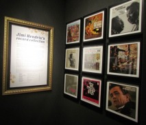 Jimi Hendrix's Record Collection by Tommia Wright