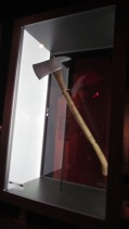 Jack's 'Shining' Ax at the EMP by Tommia Wright