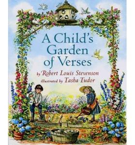 Childs Garden Book of Verses