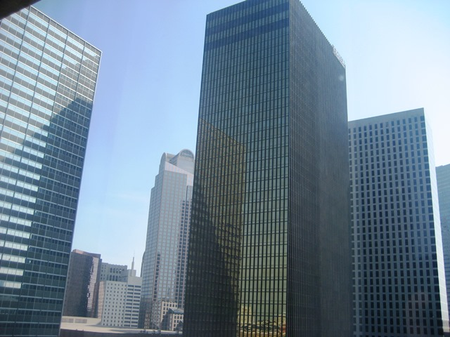 City Reflections, too by Tommia Wright