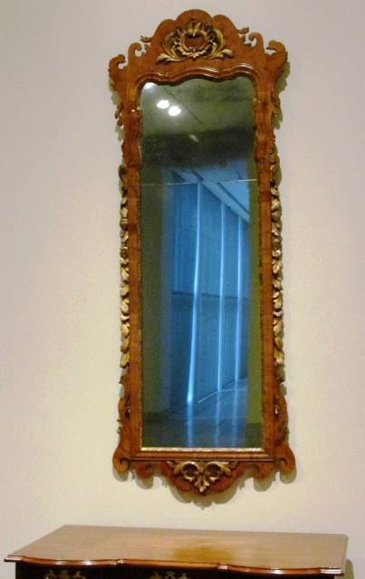 Mirror at the DMA, by Tommia Wright