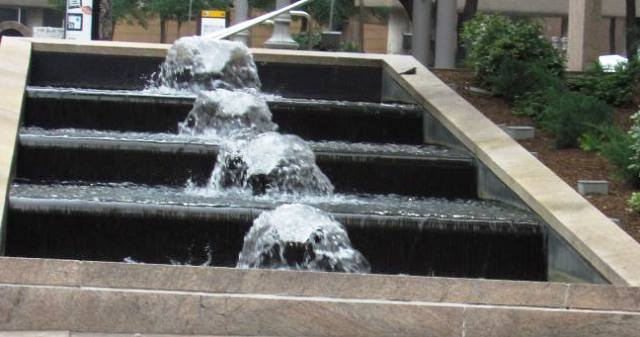 Steps of Splash by Tommia Wright