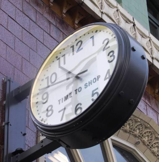 SF Clock, Too
