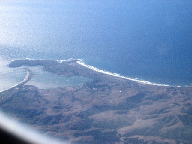 Approaching San Francisco by Tommia Wright