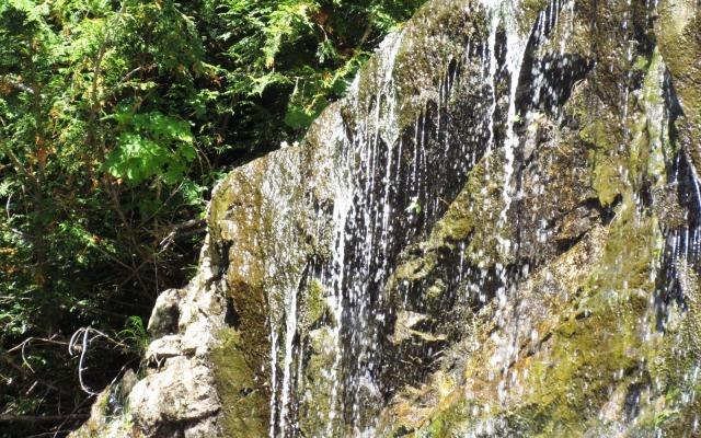 Franklin Falls in Fall