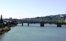 Bridge in Portland