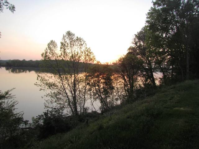 BGP -sunset