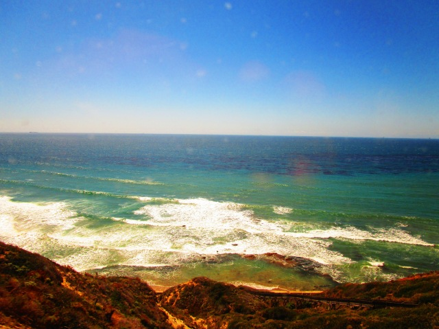 Pacific Ocean - California Coast