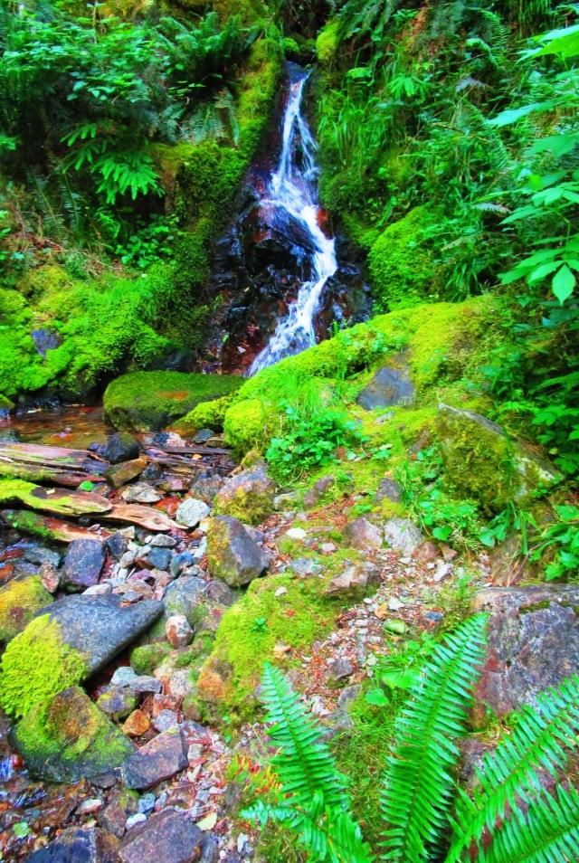 Hideaway Falls