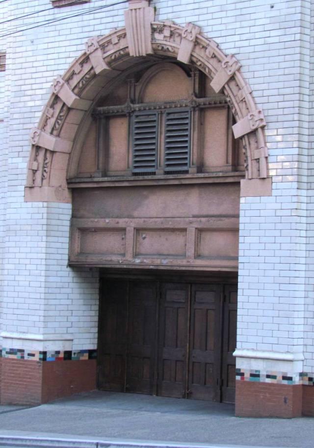 Doors on Pike Street
