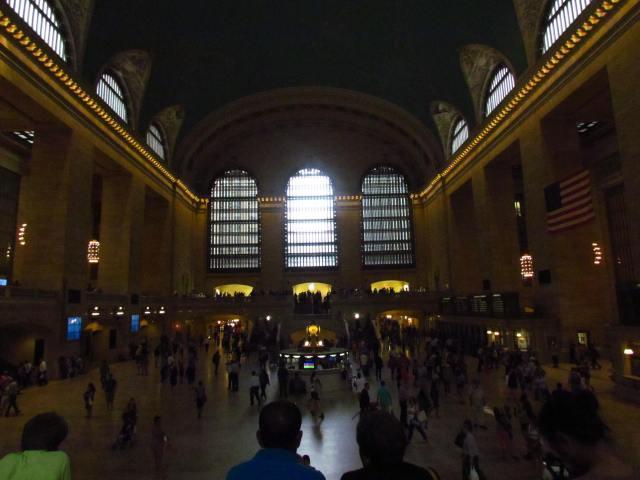 Grand Central Station 2015