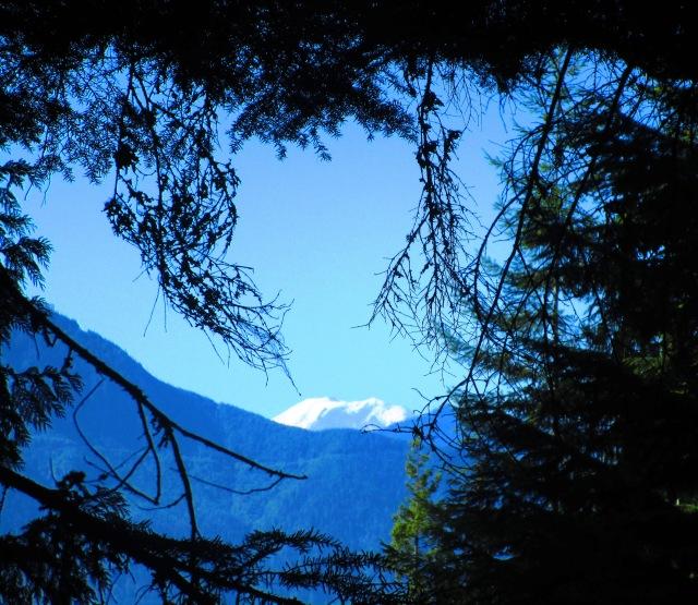Mt. Rainier Emerges