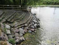 Steps on Sammamish River