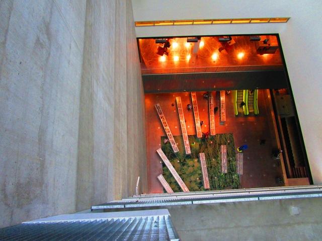 Seattle Public Library - Top Floor Down 2015