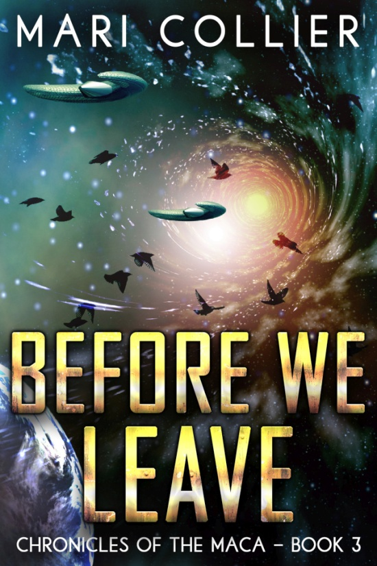 Before We Leave by Mari Collier