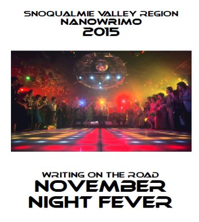 November Nights Fever (design by Sheri J. Kennedy)