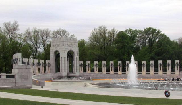 WWII Memorial 2014