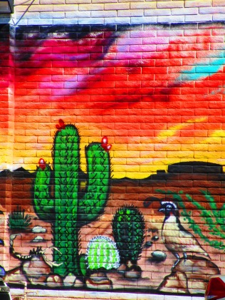 Mural in Phoenix 1.