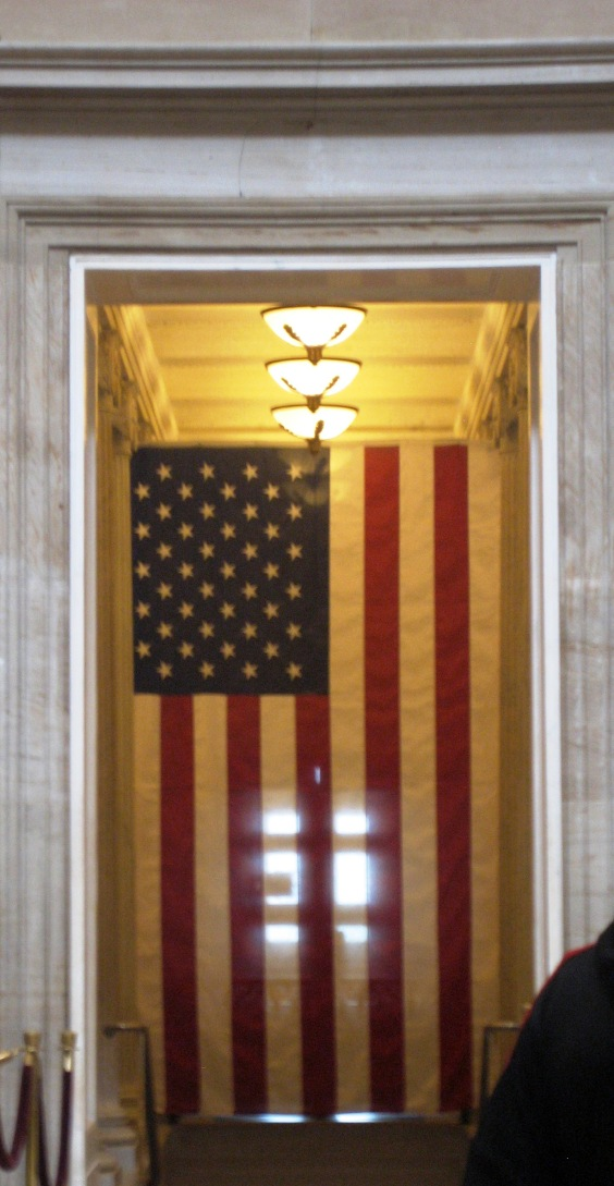 Flag in DC.JPG