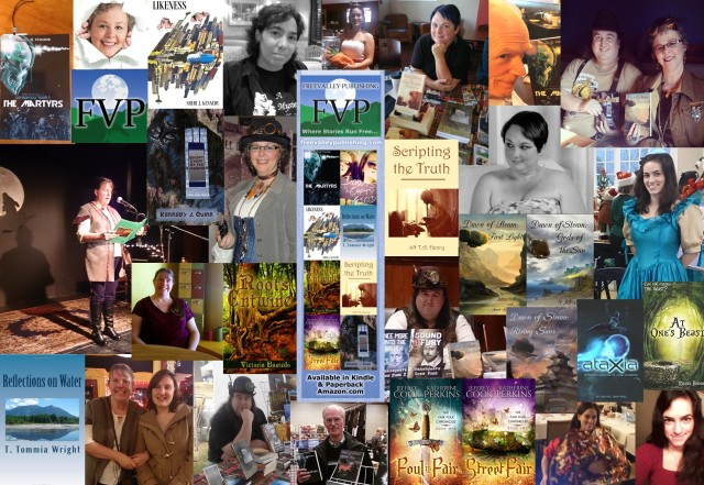 FVP Author collage