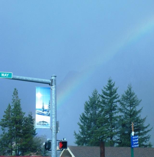 Wisp of a Rainbow