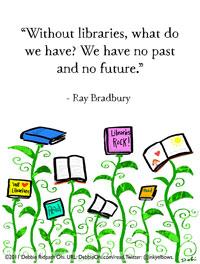 Quote-RayBradbury-Libraries-200
