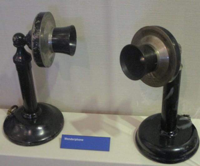 WonderPhone at MOHAI